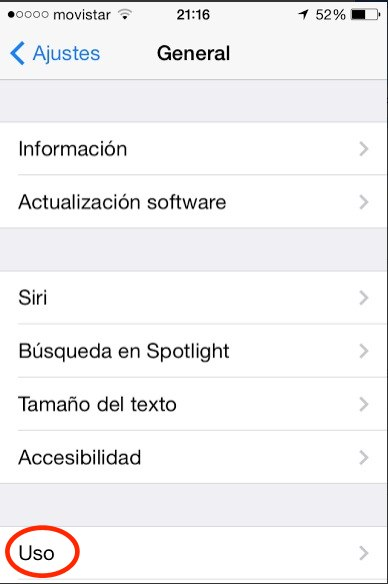 elimar aplicaciones ipad iphone