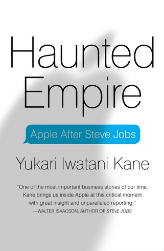portada libro haunted empire
