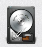 Disk LED Pro