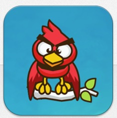 Flappy Red Wings
