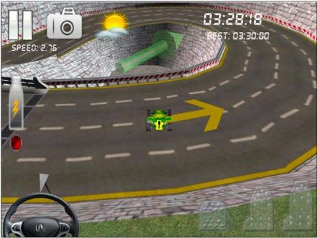 Circuit Racer 3D Top racing Game