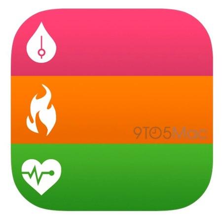 icono Healthbook ios 8