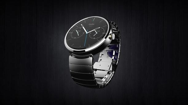 reloj motorola 360 iwatch