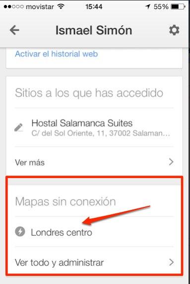 google maps 6