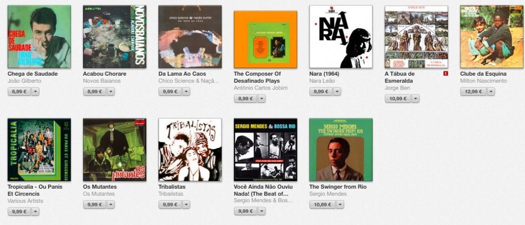 música brasileña