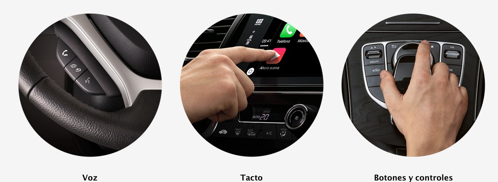 control carplay