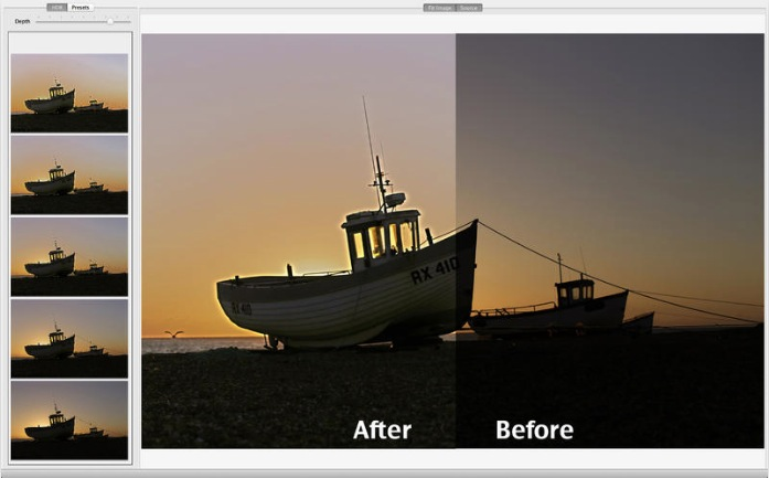RAW HDR 101 Filters