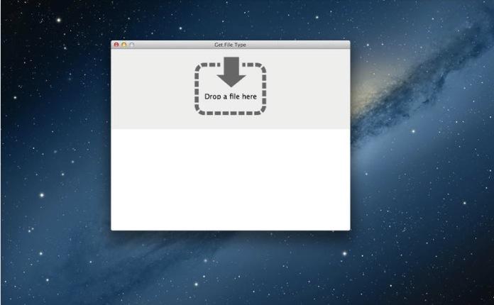 Get File Type