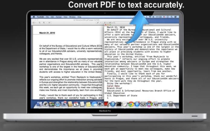 PDF to Text super
