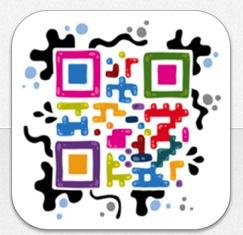 Quick QR reader and location Sharing