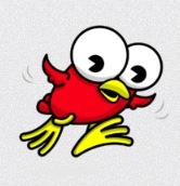 jumpy Bird