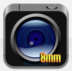 Ultra wide 8mm Camera