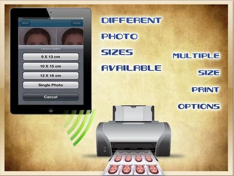 Passport Photo Printer