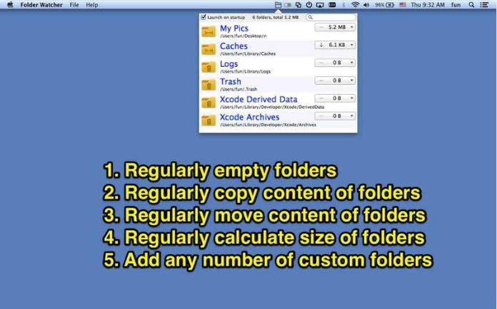 Folder Watcher