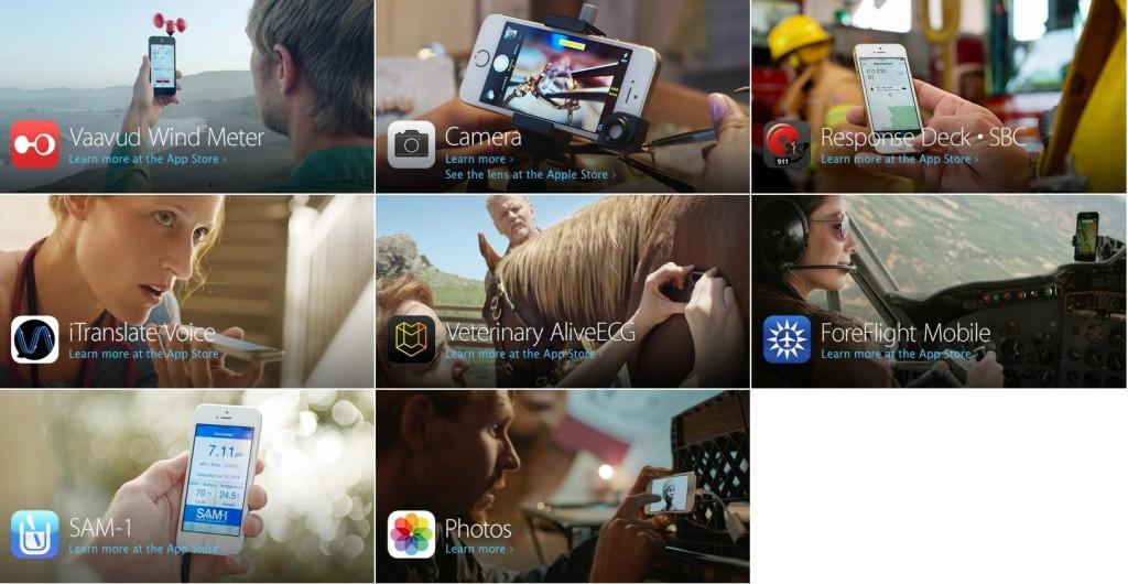 aplicaciones anuncio dreams iphone 5S