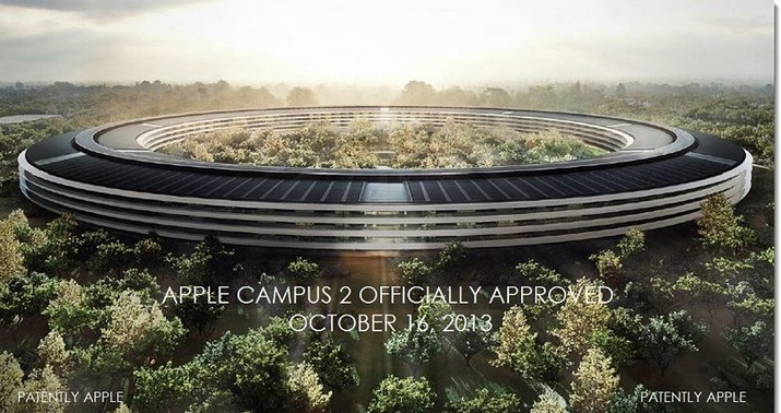 campus 2 apple
