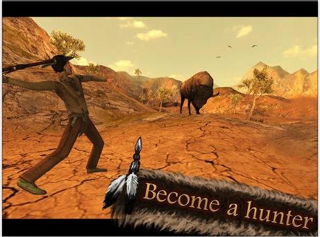 Evolution : Cazador Indio
