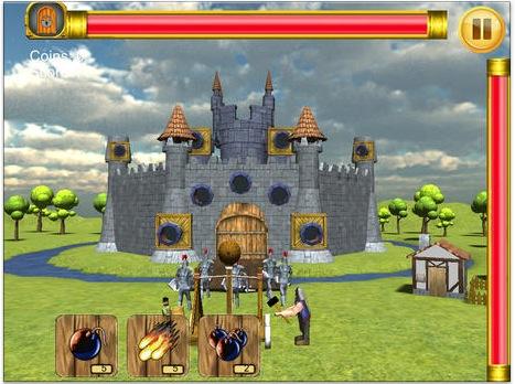 Catapultas y Castillos 3D
