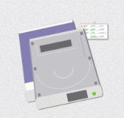 Disk Space Tab