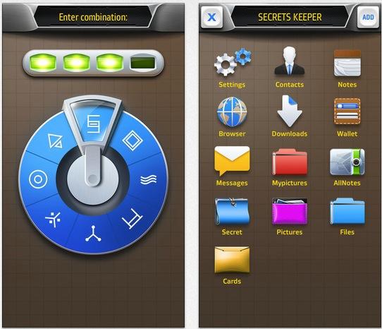 iSafe Secret Folder