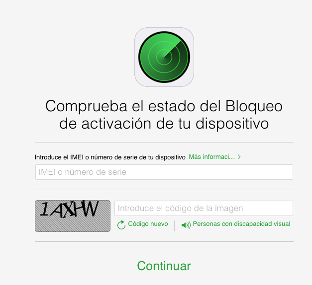 icloud buscar iphone