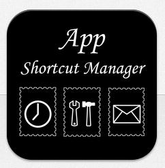 Shortcut Manager Pro