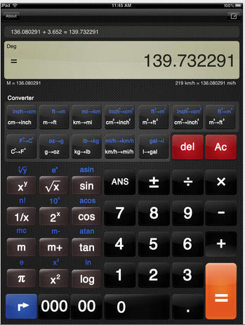 Calculator Alpha