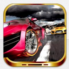 Race Track Turbo Pursuit