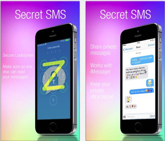 SMS Secret