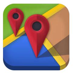 iMaps fork Google Maps