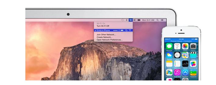 Instant Hotspot mac