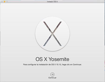 Tutorial Instalacion limpia OS X Yosemite - DiskMaker 3