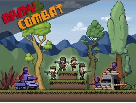 A Commando Quest Game