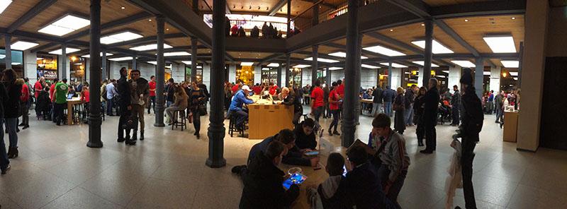Visita Apple Store Puerta del Sol de Madrid