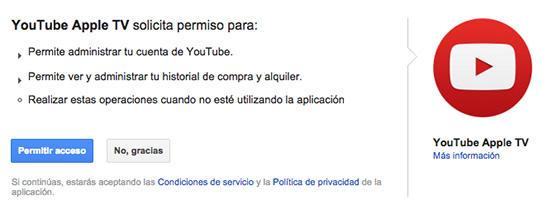 youtube Apple TV - 2