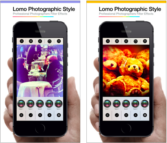 Lomo Camera 360
