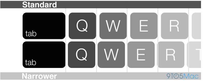 """teclado macbook air 12"""""""