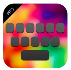 Teclado de color Pro