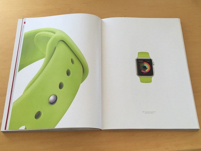 publicidad de Apple Watch en revista Vogue marzo 2015 (2)