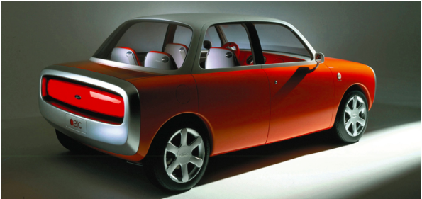 coche apple icar
