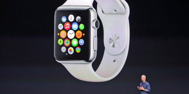 keynote apple watch