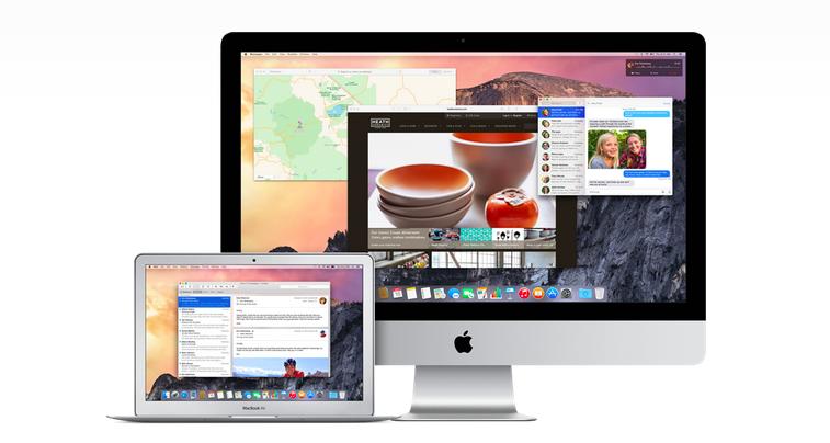 pantallas mac