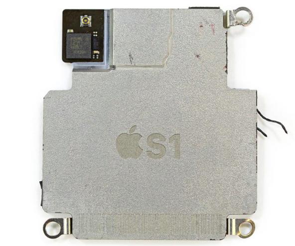 procesador s1 apple watch