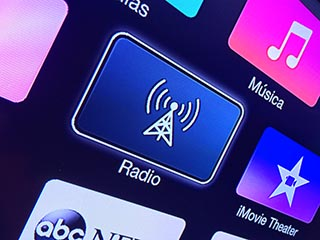 Apple TV Radio