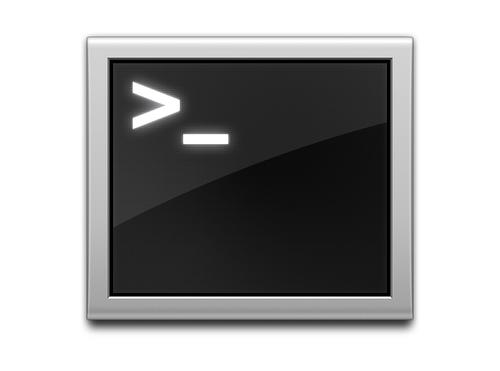 terminal mac