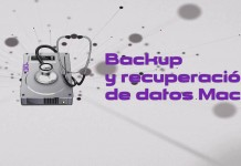 Backup y recuperación de datos Mac