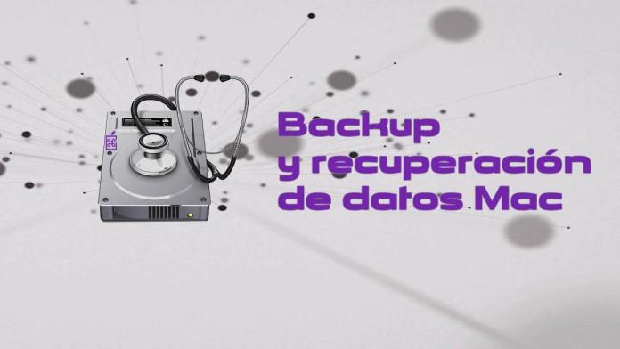 Backup y recuperación de datos Mac