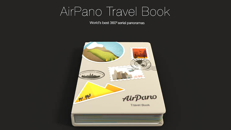 AirPano Travel Book Gratis itunes