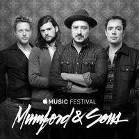 Mumford & Sons en Apple Music Festival 2015