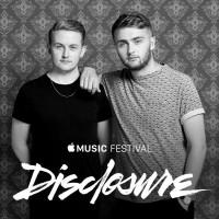 Disclosure en Apple Music Festival 2015
